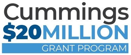 Logo for Cummings 20 Million Grant Program